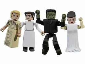 Universal Monsters Minimates 4-Pack Frankenstein