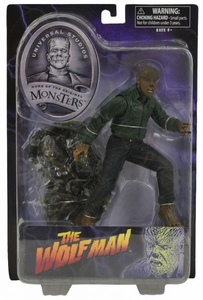 Universal Monsters Select Action Figure Wolfman