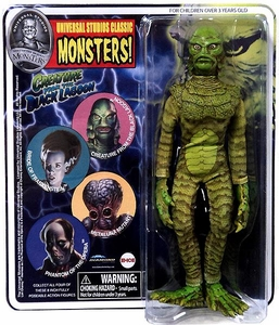 Universal Monsters Series 3 Action Figure Retro Creature from the Black Lagoon