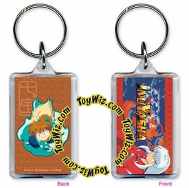 Inuyasha Accessories Official Keychain Lucite Shippo