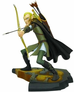 Lord of the Rings Gentle Giant Animated Style Maquette Legolas