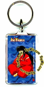 Inuyasha Accessories Official Keychain Lucite Human Inuyasha