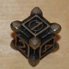 IronDie Single Die Common #19 Black Swarm