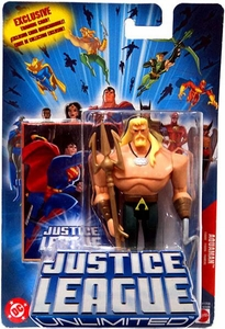 Justice League Unlimited Action Figure Aquaman
