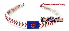 Official MLB Major League Baseball New York Mets Game Wear Necklace