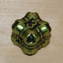 IronDie Single Die Common #39 Green Regeneration