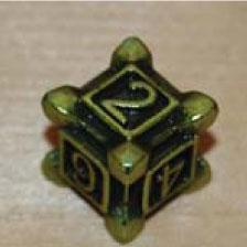 IronDie Single Die Common #37 Green Swarm
