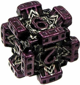 IronDie Single Die Rare Purple Fortress