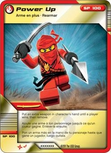 LEGO Ninjago Single Card 27/81 Power Up