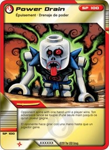 LEGO Ninjago Single Card 26/81 Power Drain