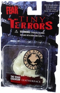 Cinema of Fear Tiny Terrors Series 1 Glow-in-the-Dark Mini Figure Leatherface