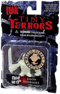 Cinema of Fear Tiny Terrors Series 1 Glow-in-the-Dark Mini Figure Jason Voorhees