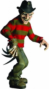 Mezco Nightmare On Elm Street 9 Inch Stylized Roto Figure Freddy Krueger