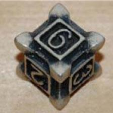 IronDie Single Die Common #73 White Swarm