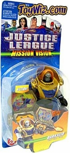 Justice League Deluxe Action Figure Mission Vision Darkseid