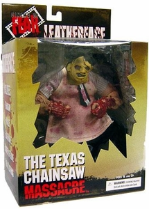 Mezco Toyz Cinema of Fear 9 Inch Stylized Action Figure Leatherface [Texas Chainsaw Massacre]
