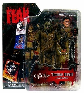 Mezco Toyz Cinema of Fear Series 3 Action Figure Leatherface [Texas Chainsaw Massacre]