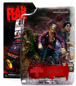 Mezco Toyz Cinema of Fear Series 1 Action Figure Chop Top [The Texas Chainsaw Massacre 2]