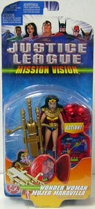 Justice League Action Figure Mission Vision Wonder Woman