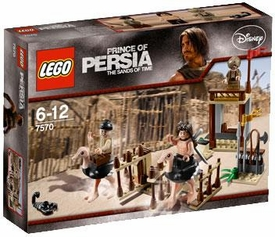 LEGO Prince of Persia Set #7570 Ostrich Race