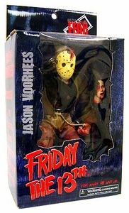 Mezco Toyz Cinema of Fear 10 Inch Stylized Action Figure Jason Voorhees