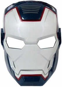 Iron Man 3 Arc FX Glow In The Dark Mask Iron Patriot