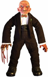 Mezco Toyz Cinema of Fear Series 2 Deluxe Plush Figure Freddy Krueger [Nightmare On Elm Street 3: Dream Warriors]