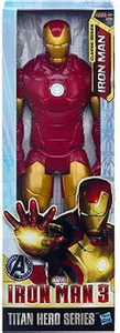 Iron Man 3 Titan Hero Series 12 Inch Action Figure Iron Man