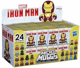 Iron Man 3 Micro Muggs Blind Box  [36 Packs]