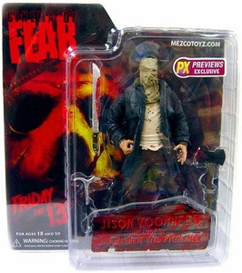 Mezco Toyz Cinema of Fear Exclusive Action Figure Jason Voorhees