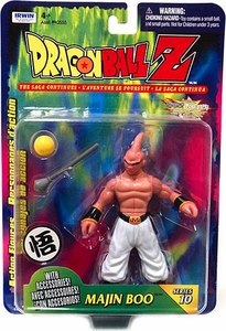 Dragon Ball Z Irwin Series 10 Action Figure Majin Boo