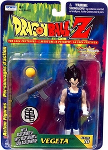 Dragonball Z Irwin Series 10 Action Figure Vegeta