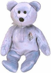 Ty Beanie Baby Issy the Bear Random Location