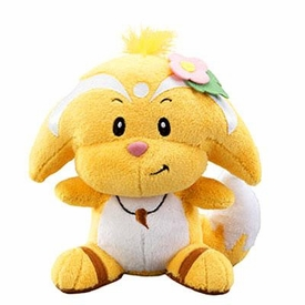 Neopets Collector Species Series 2 Plush with Keyquest Code Island Kacheek