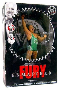 WWE Wrestling Unmatched Fury Series 9 Action Figure Finlay