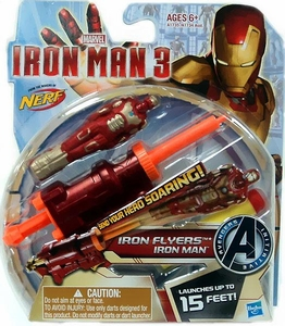 Iron Man 3 Iron Flyers Iron Man & Dart