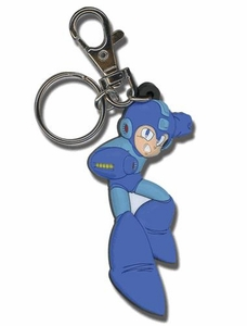 Mega Man 10 Cartoon Style Keychain Mega Man