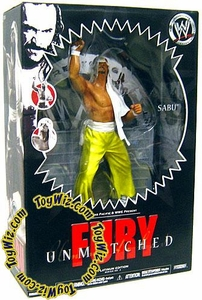 WWE Wrestling Unmatched Fury Series 3 Action Figure Sabu