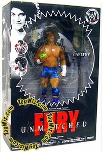 WWE Wrestling Unmatched Fury Series 3 Action Figure Carlito