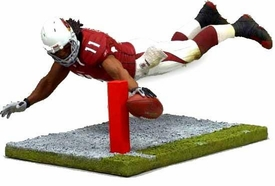 McFarlane Toys NFL Sports Picks Exclusive Action Figure Larry Fitzgerald (Arizona Cardinals) Only 5,000 Made!