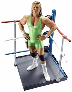 WWE Wrestling Unmatched Fury Platinum Edition Series 4 Action Figure Mr. Perfect