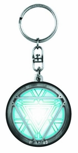 Iron Man 3  Pewter Keyring Arc Reactor Pre-Order ships April