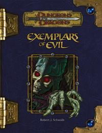 D&D Dungeons & Dragons Core Adventure Exemplars of Evil