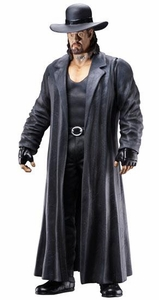 WWE Wrestling Unmatched Fury Platinum Edition Series 2 Action Figure Undertaker
