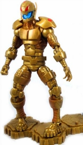 Iron Man 3 Marvel Legends Series 3 Action Figure Ultron [Gold Ver.]