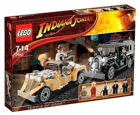 LEGO Indiana Jones Set #7682 Shanghai Chase