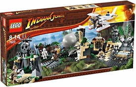 LEGO Indiana Jones Set #7623 Temple Escape