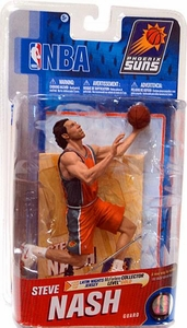McFarlane Toys NBA Sports Picks Series 19 Action Figure Steve Nash (Phoenix Suns)Latin Nights