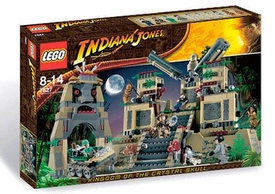 LEGO Indiana Jones Set #7627 Temple of the Crystal Skull