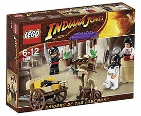 LEGO Indiana Jones Set #7195 Ambush in Cairo